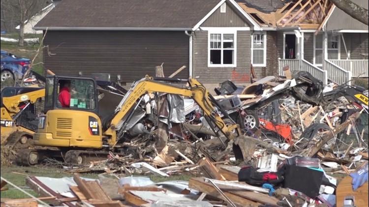 Tornado survivor warns everyone to review their insurance policies