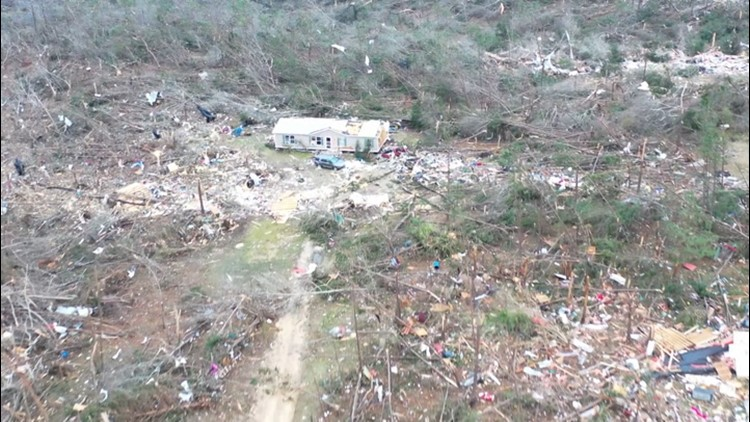 Two years since deadly EF4 tornado struck Alabama