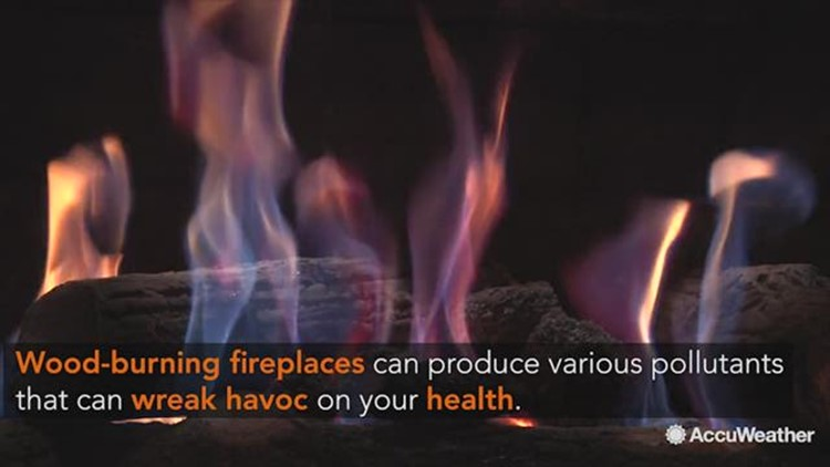 How To Protect Your Health When Using A Wood Burning Fireplace