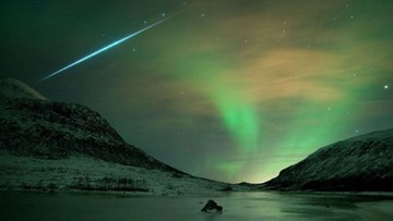'Arguably the best meteor shower of the entire year' to reach its peak Friday night