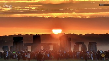 People Apparently Loved to Party Near Stonehenge Over 4,000 Years Ago