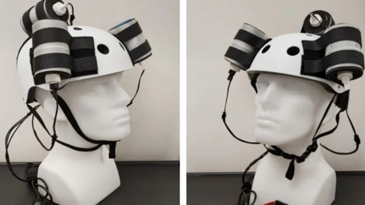 This Magnetic Helmet May Be Our Newest Weapon Against Brain Cancer