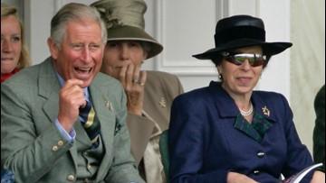 The Royal Family Enjoys a Hilarious Gift Exchange