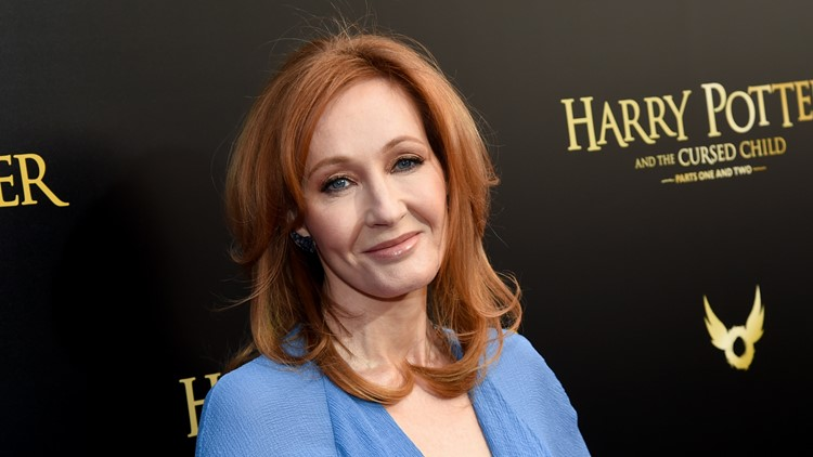 Author JK Rowling makes huge gift for MS research | kare11 com