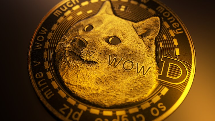 Dogecoin, the cryptocurrency created as a joke, soars 400% in past week