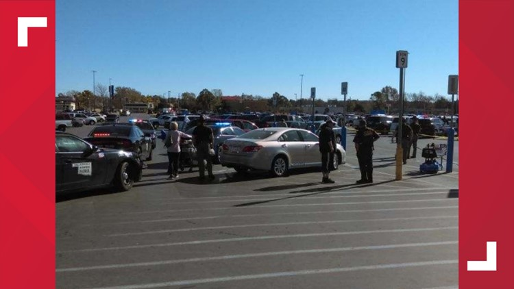 Duncan Walmart shooting November 18