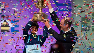 Would you qualify for the Scripps National Spelling Bee Finals?
