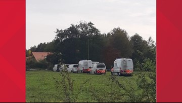 Dutch police find family who lived for years in isolation on a farm