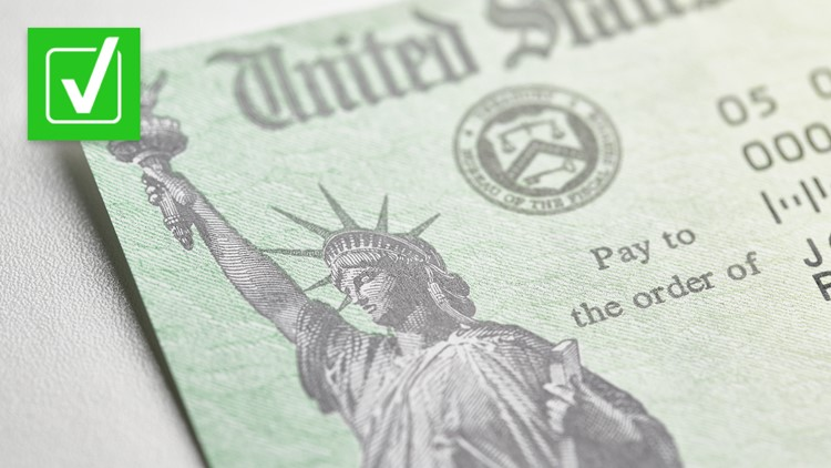 Yes, prison inmates can claim their own stimulus checks
