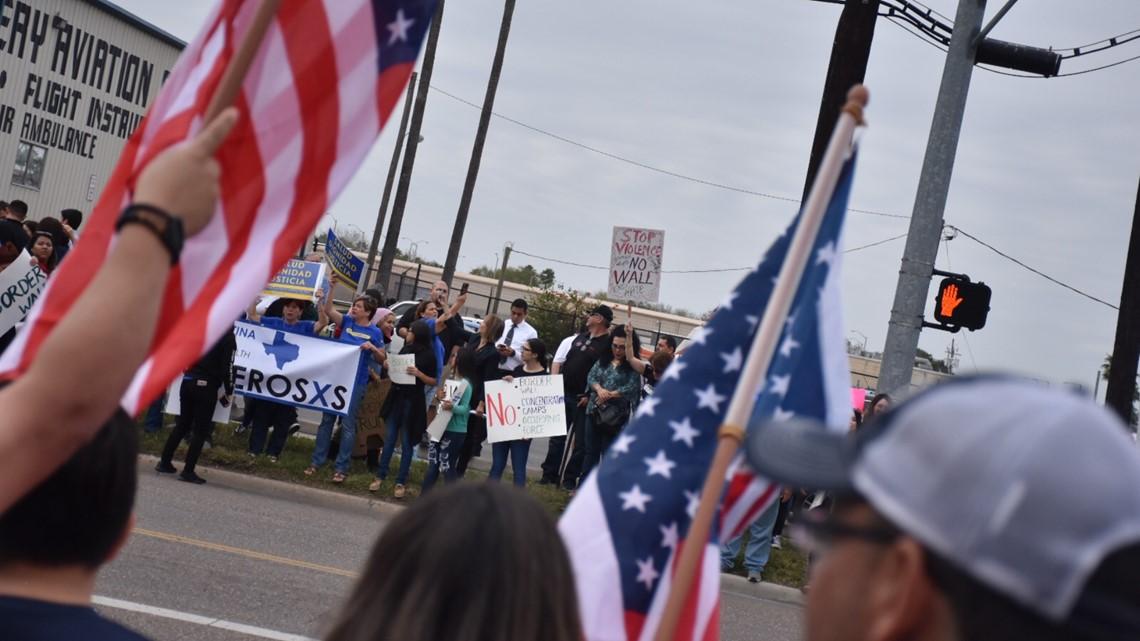 Trump Visits Texas Border On Day 20 Of Shutdown Kare11 Com
