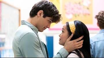 Netflix debuts trailer for 'To All The Boys I've Loved Before' sequel
