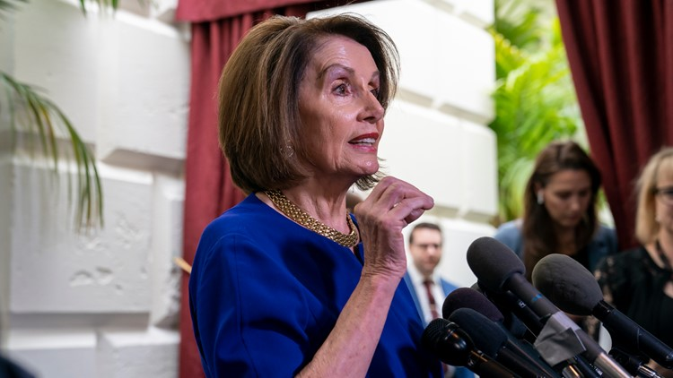 Trump abruptly ends infrastructure meeting with Democrats after Pelosi said he was involved 'in a cover-up'