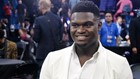 No surprise: Zion goes 1st in NBA Draft to Pelicans