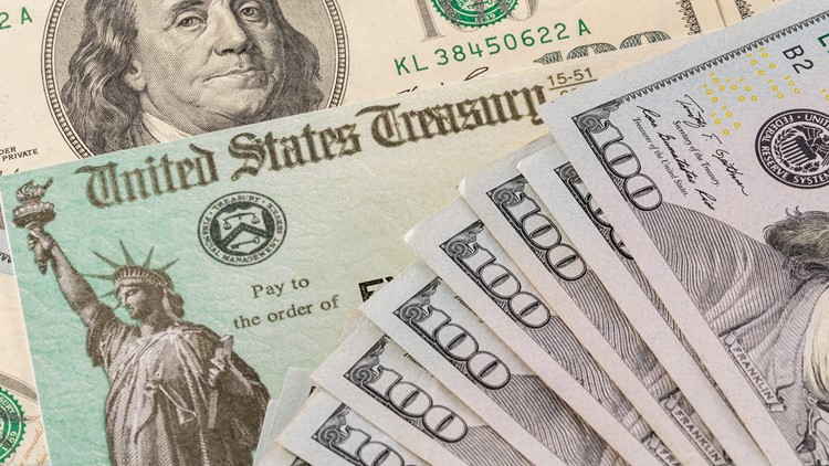 Are you getting more stimulus money? Here's who gets a 'plus-up'