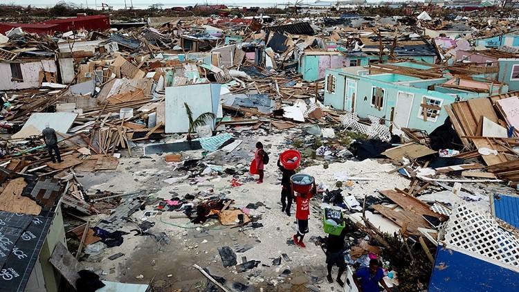 Tropical Weather Hurricane Dorian Bahamas