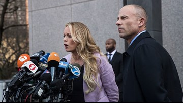 Judge awards Trump lawyers nearly $300,000 in Stormy Daniels case