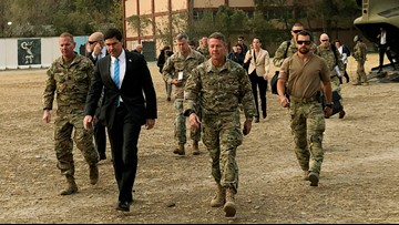 US Defense Secretary in Afghanistan for firsthand look at war