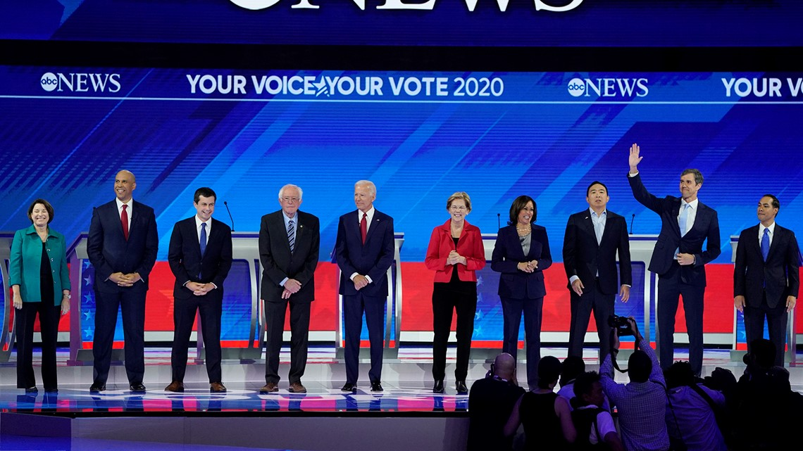 VERIFY: Fact-checking the third Democratic debate