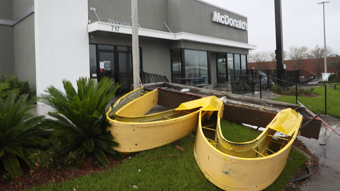 'I should have left' - Hurricane Michael terrified those who stayed