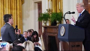 CNN sues President Trump, demanding reporter Jim Acosta's return to the White House