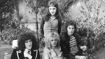Queen's 'Bohemian Rhapsody' now the most-streamed song from the 20th century