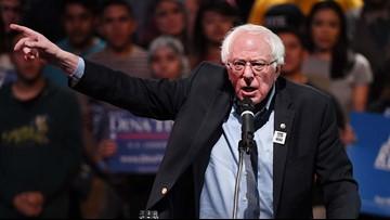 Bernie Sanders says he's running for president in 2020