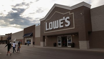 Lowe's says it will hire more than 65,000 people this year