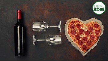 Free cookies, coffee, wings and more: 19 Valentine's Day food deals