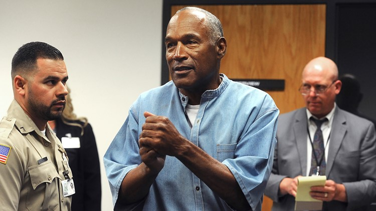 25 years after murders, OJ says 'Life is fine'