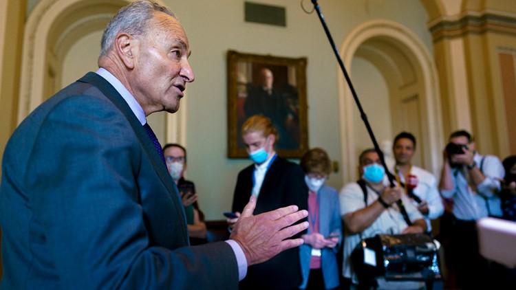 It's in - and big: Senators produce $1T infrastructure bill