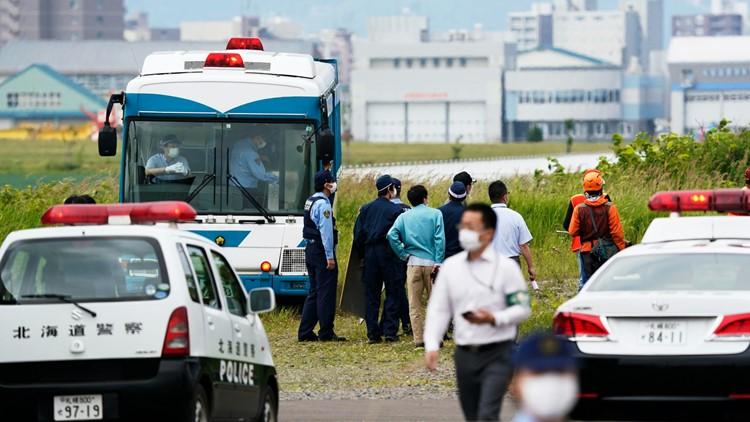 Rampaging bear in Japan injures 4 before being shot dead