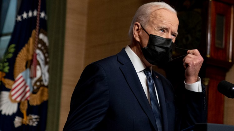 Biden to lift Trump-era refugee caps in May, after blowback from allies