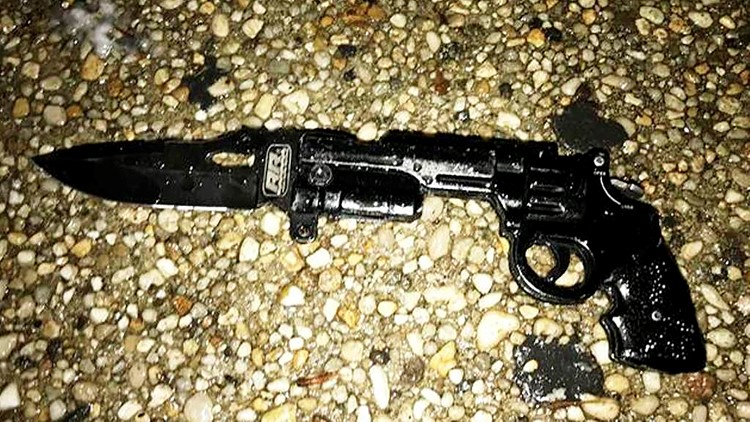NYPD officers shoot, wound man carrying 'imitation firearm'