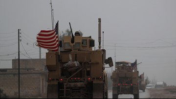 US service members killed in explosion while on patrol in Syria