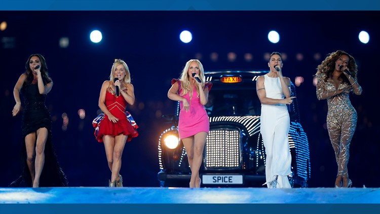 Spice Girls releasing new song to mark 'Wannabe' 25th anniversary