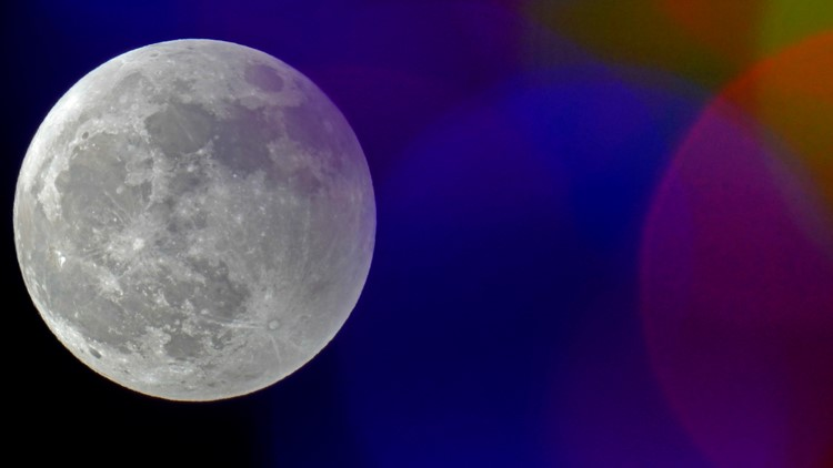 'Worm moon,' 1st full moon of spring, to rise Sunday night