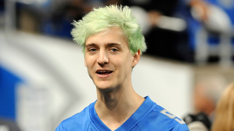 Tyler Ninja Blevins Esports-Breakout Game