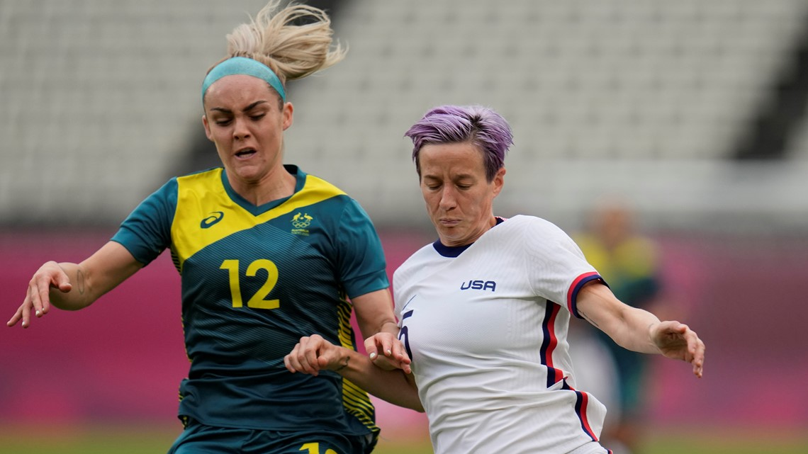 Tokyo Preview, Aug. 5: US women in soccer bronze medal game