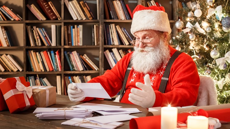 Were you good this year? Check the 'official Naughty or Nice List'