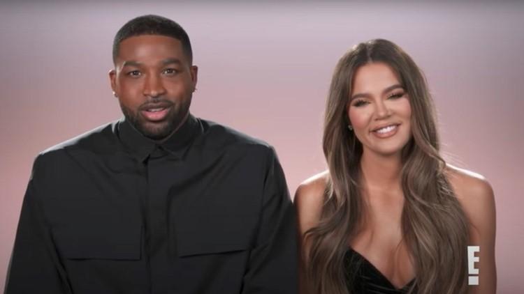 Khloe Kardashian and Tristan Thompson Hunt Aliens in Bizarre Date on 'KUWTK'