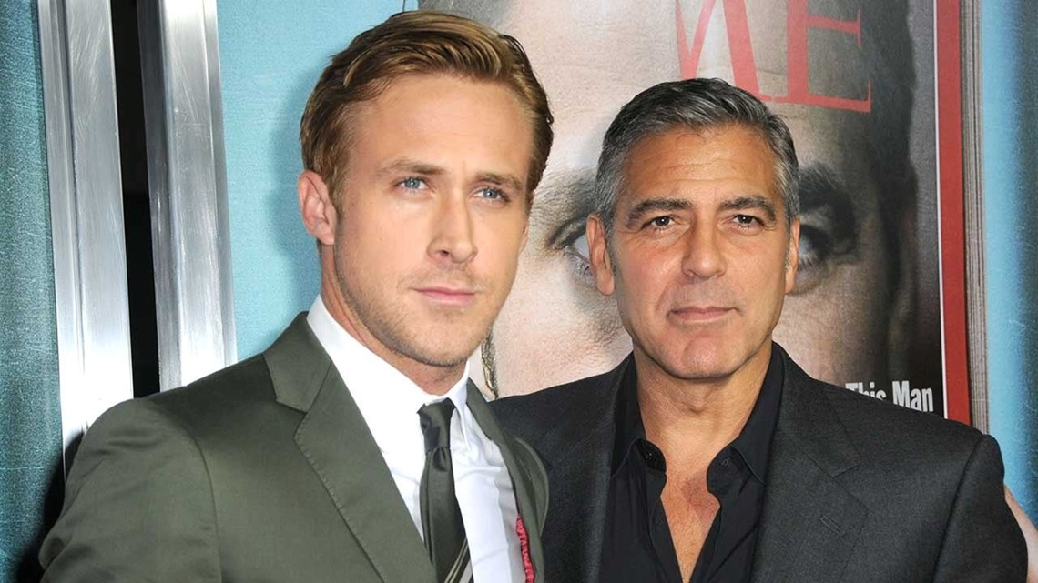 George Clooney Says He Almost Played Ryan Gosling's Role ...