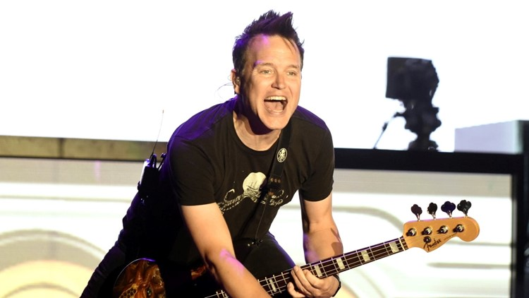 Blink-182's Mark Hoppus Reveals Cancer Diagnosis: 'It Sucks and I'm Scared'