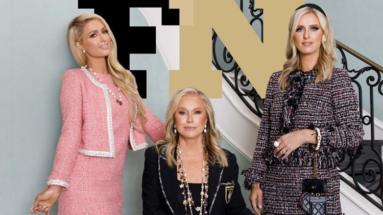 Kathy Hilton on When She Would Ask Paris and Nicky to Be on 'Real Housewives of Beverly Hills'