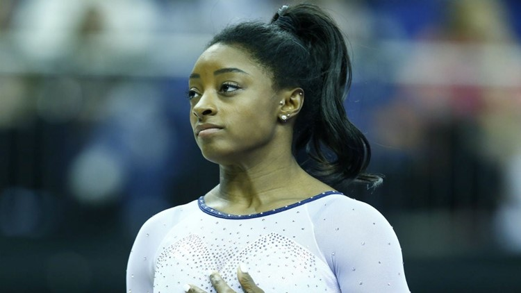 Simone Biles Tearfully Admits She's 'Still Scared to Do Gymnastics' After Tokyo Olympics