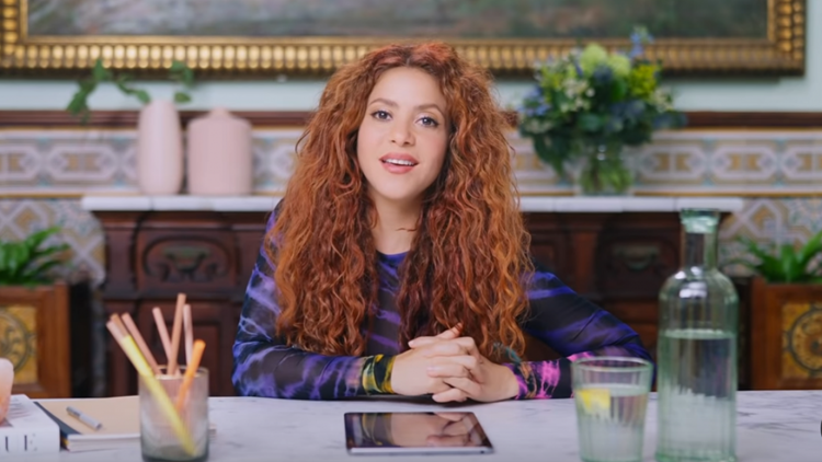 Shakira Pokes Fun at Her Worst Outfits Including Looking Like a 'Body-Wrapped Tamale' and Xena
