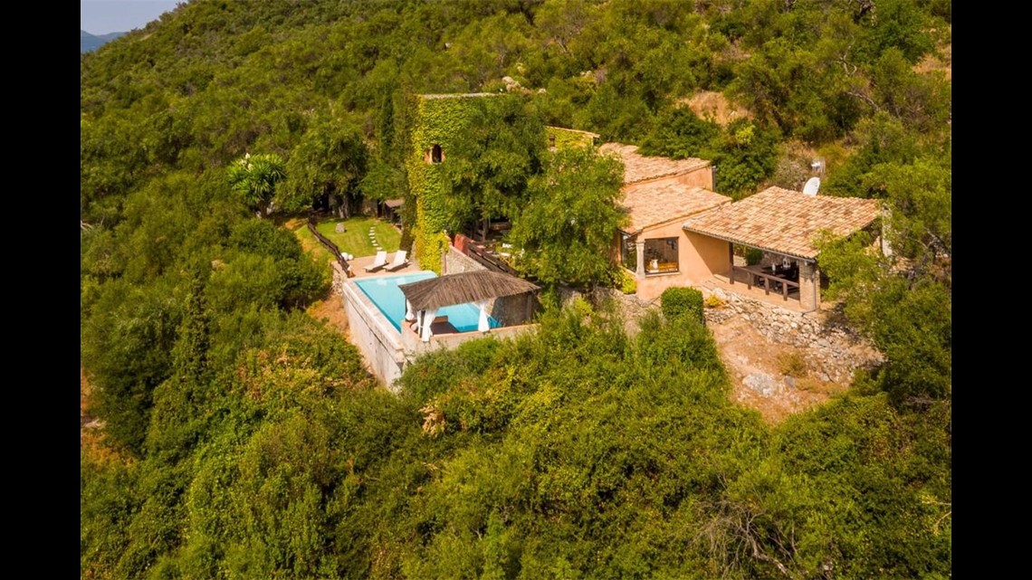 This Corfu Island Property In Greece, Called Agios Markos Terra Verde, Is On  The Market For $1.1 Million.