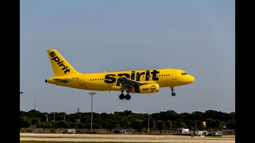 Spirit Airlines to start daily nonstop flights at Indianapolis International Airport