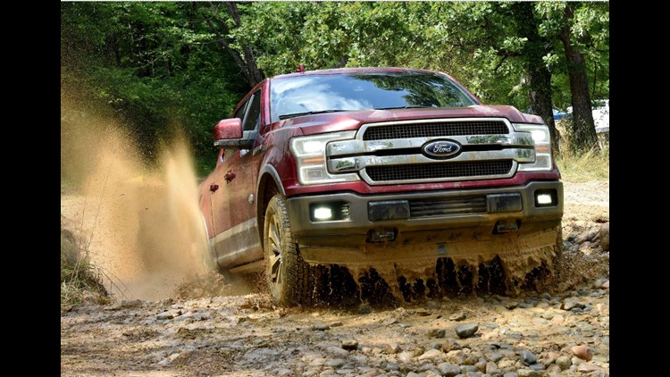 Tariff battle could threaten production of pickups like the F-150, Ranger, Colorado, US automakers' most popular and profitable vehicles.