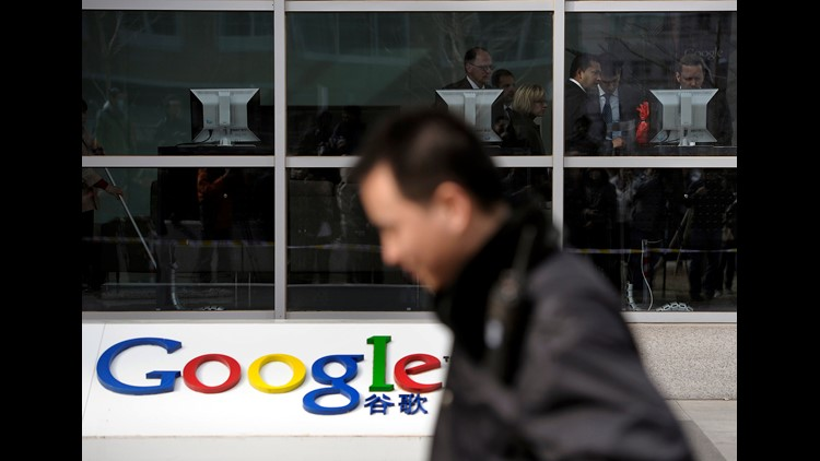 Chinese media denies reports of Google's return to country