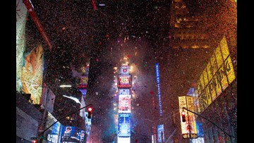 The best destinations for New Year's Eve celebration, according to WalletHub